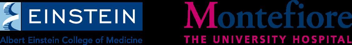 Einstein and Montefiore Logos
